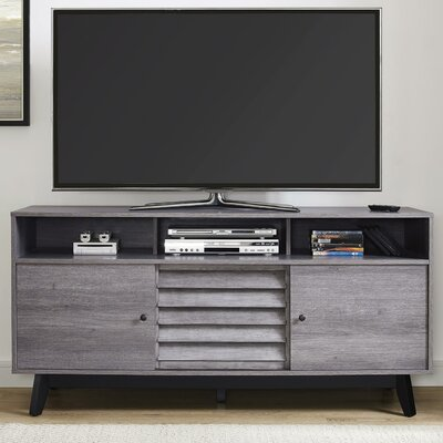 Dover 59 TV Stand Color: Gray Oak
