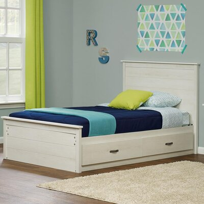 Elon Twin Platform Bed Finish/Color: Ivory Coast