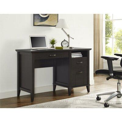 Myles Lift-Top Standing Desk Finish: Espresso CHRL5179 39993423