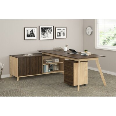 Learn more about Executive Desk Suite Product Photo