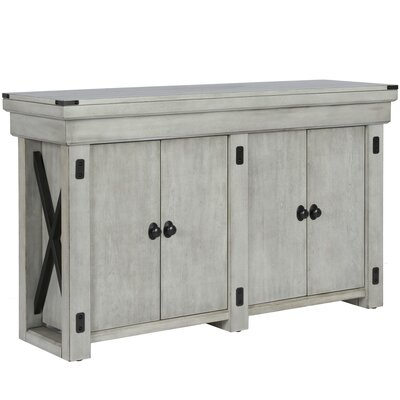 Gladstone 55 Gallon Wildwood Aquarium Stand Finish: Rustic White