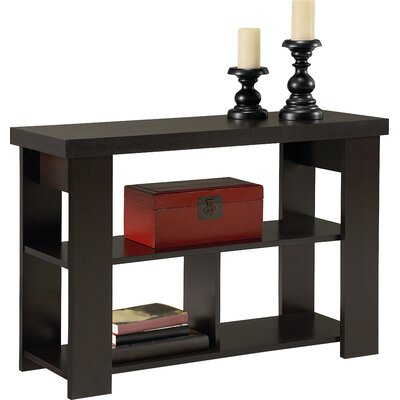 Cheap Ameriwood Hollowcore Sofa Table in Black Forest (AR1681)