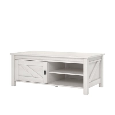 Gilby Coffee Table Color: Ivory Oak
