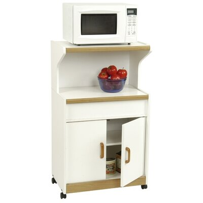 Ameriwood Carina Microwave Cart at Sears.com