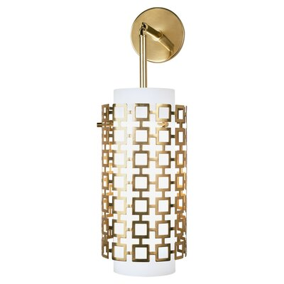 Jonathan Adler Parker Pendant 1-Light Wall Sconce