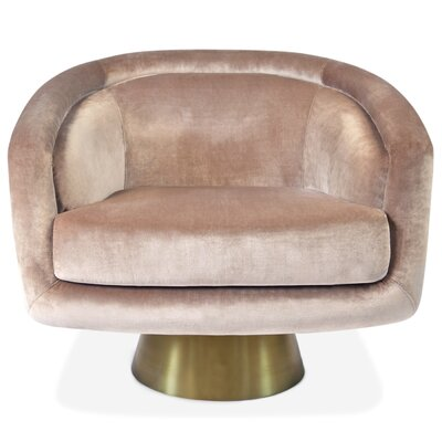 Bacharach Swivel Barrel Chair