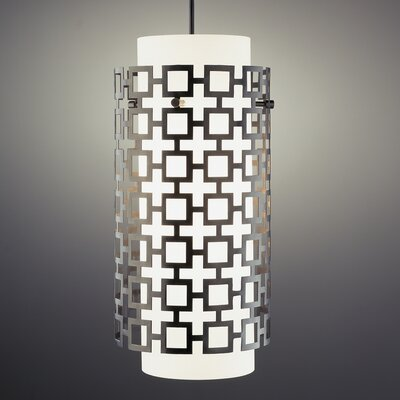 Jonathan Adler Parker 1-Light Pendant Finish: Deep Patina Bronze