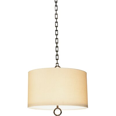 Meurice 2-Light Drum Pendant Finish: Deep Patina Bronze