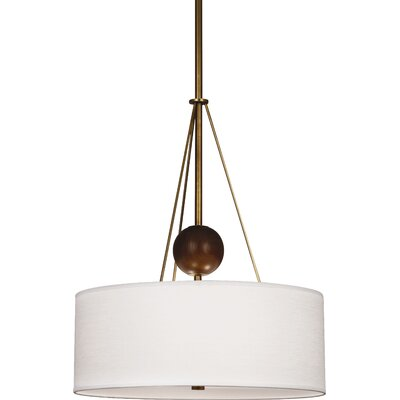 Jonathan Adler Ojai 3-Light Drum Chandelier