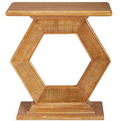 Antwerp Pedestal Side Table