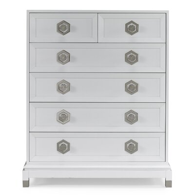 Jonathan Adler 6 Drawer Chest
