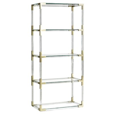 Jacques Etagere Bookcase Product Image 1240