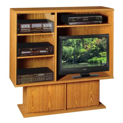 Americus Entertainment Center Color: Oak
