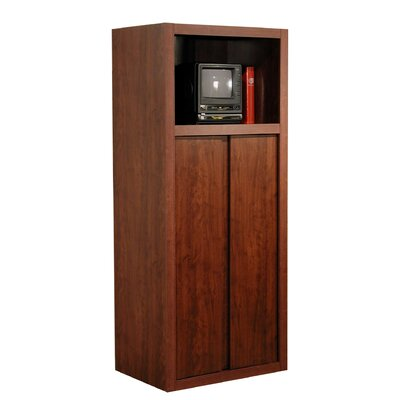 In store financing Charles Harris Armoire Finish: Dark...