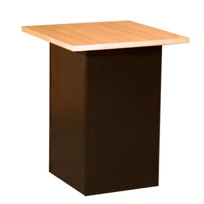 Modular Real Oak Wood Veneer Furniture 29.5 H x 24 W Desk Connector