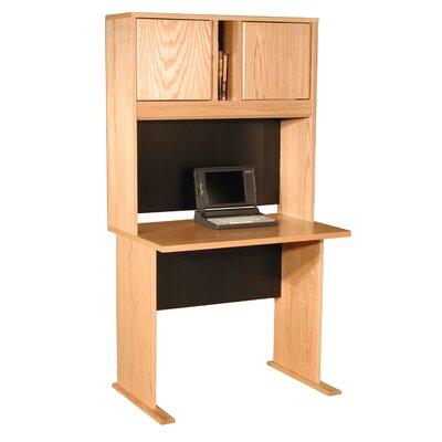 Modular 36 H x 36 W Desk Hutch