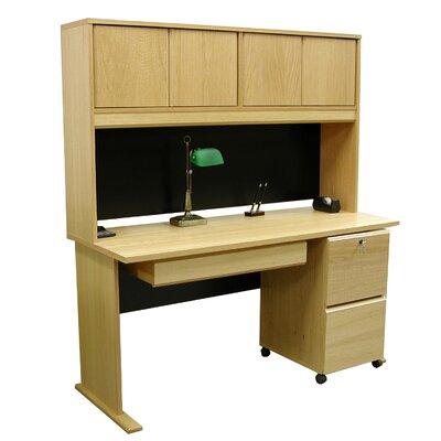 Modular 36 H x 60 W Desk Hutch