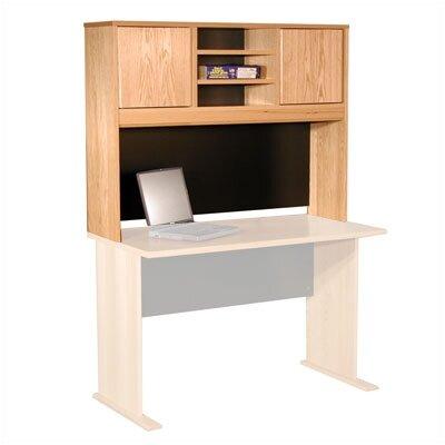 Modular 36 H x 48 W Desk Hutch
