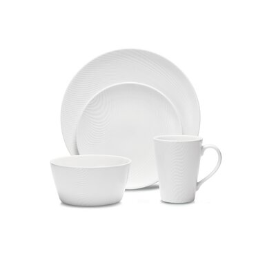 Noritake WoW Dune 4 Piece Place Setting 037725564951
