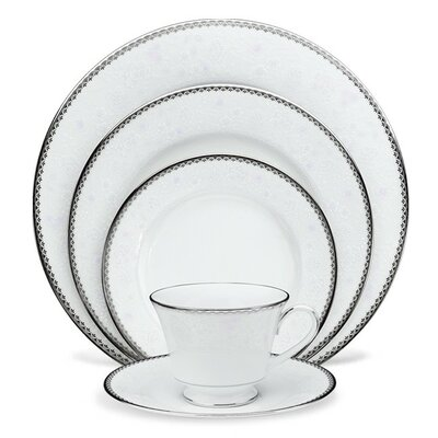 Abbeyville 5 Piece Place Setting, Service for 1 037725539690