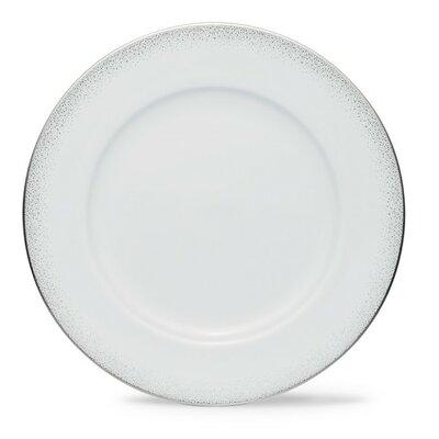 "Noritake Alana Platinum 11"" Dinner Plate 037725556611"