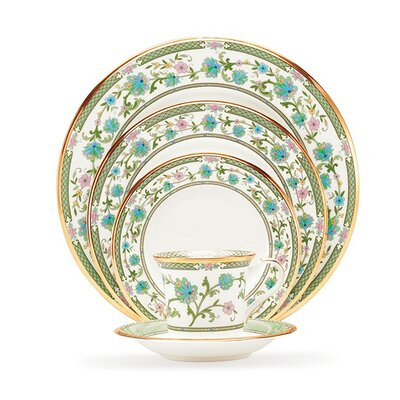 Yoshino Bone China 5 Piece Place Setting, Service for 1 037725540559