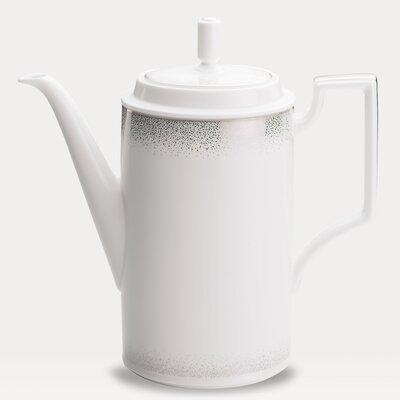 Noritake Alana Platinum 7 Cup Coffee Server 037725556741