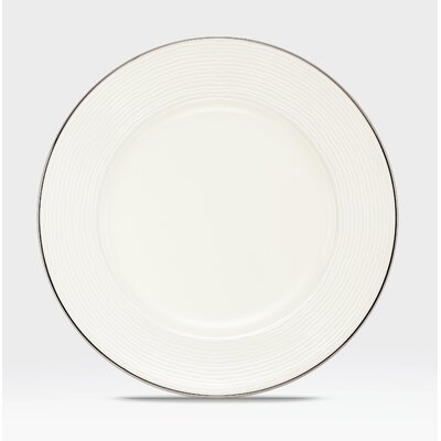 Atlantique Salad Plate In White
