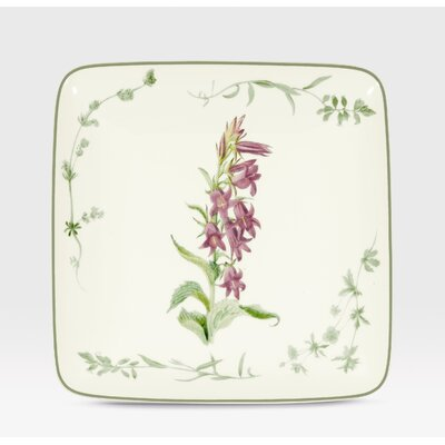 Country Diary Small Square Accent Plate