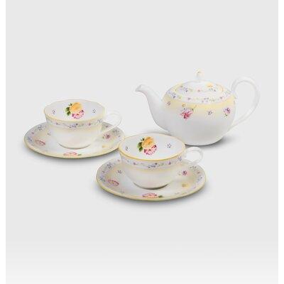 Jeune Fleur Tea For Two Set