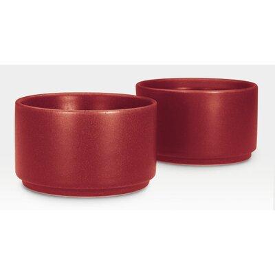 Noritake Colorwave 9 Oz Ramekin (Set of 2) - Color: Raspberry