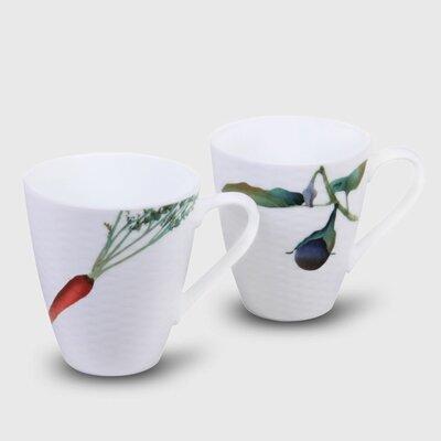 Noritake Kyoka Syunsai 10 oz. Mug Cup 037725403274