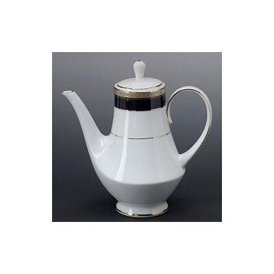 Crestwood Cobalt Platinum 6 Cup Coffee Server 037725299440