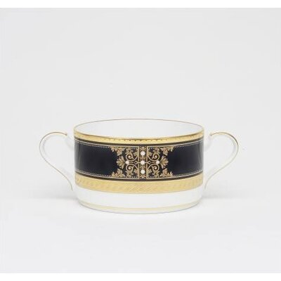 Evening Majesty Cream Soup Cup (set Of 4)