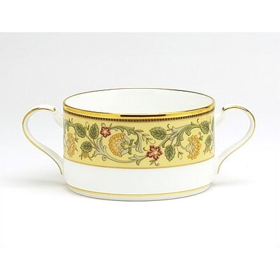 Golden Pageantry Cream Soup Cup (set Of 4)