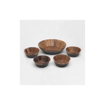 Noritake Kona Wood Salad Bowl