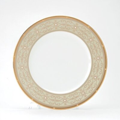 Rochelle Gold 9 Accent Plate (set Of 4)