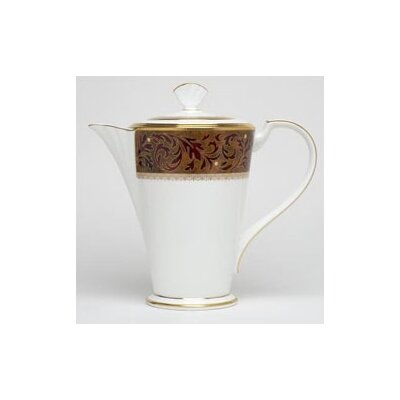 Xavier Gold 6 Cup Coffee Server 037725345222