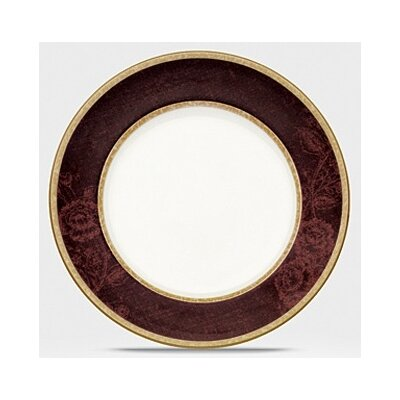 Mahogany Rose Bread And Butter Plate (set Of 4)