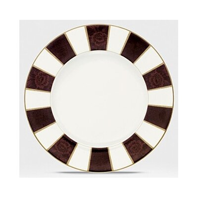Mahogany Rose 9 Salad / Luncheon Plate (set Of 4)