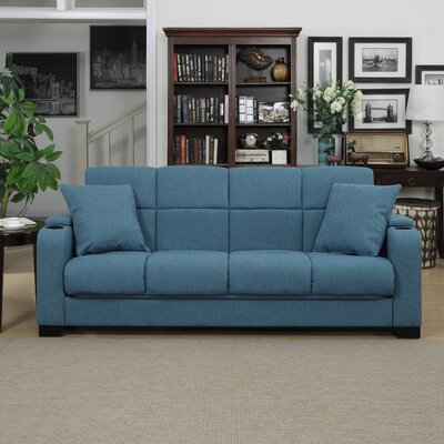 C11-S1-LIN55 HLV1942 Handy Living Sophia Convert A Couch Sofa