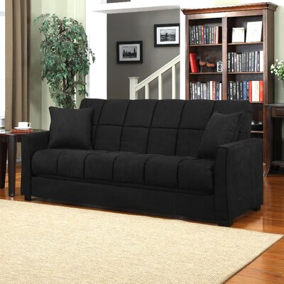 CAC2-S1-AAA19 HLV2213 Handy Living Convert-A-Couch Convertible Sofa