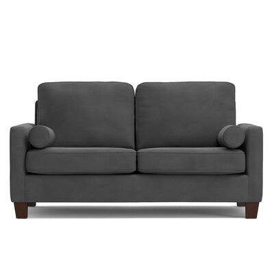 ESP2-S1-VBL17 HLV2216 Handy Living Espen SoFast Compact Sofa