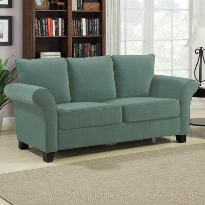 MLN1-SX-VBL73 HLV2171 Handy Living Milan Sofa