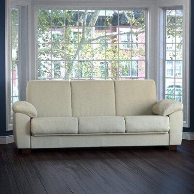 Wrangler Sleeper Sofa Upholstery: Creamy Tan