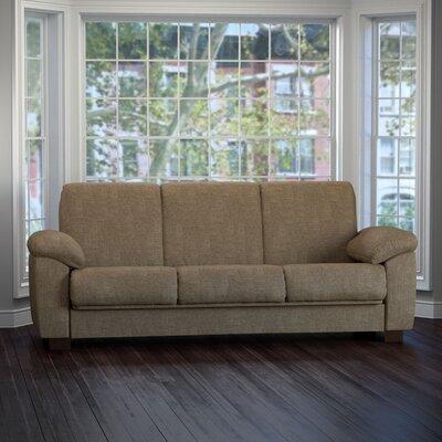 Wrangler Sleeper Sofa Upholstery: Mocha Brown