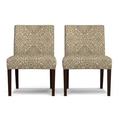 Lennon Side Chair Upholstery: Barley
