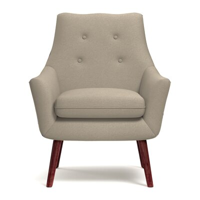Critchfield Armchair Upholstery: Barley Tan