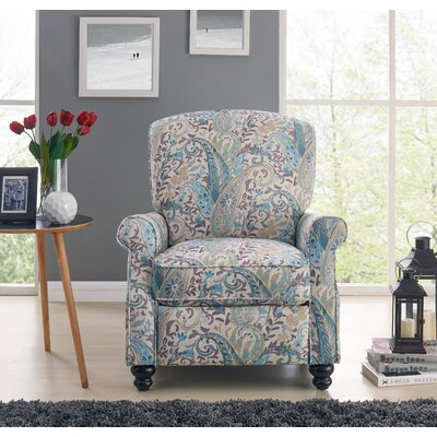 ProLounger� Recliner Color: Sky Paisley