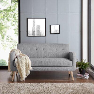Kingston Sofa Upholstery: Dove Gray